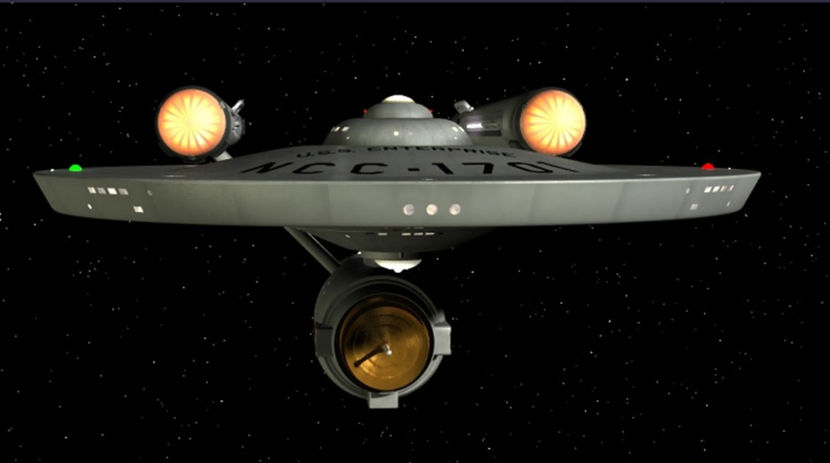 The Original Enterprise (NCC-1701)