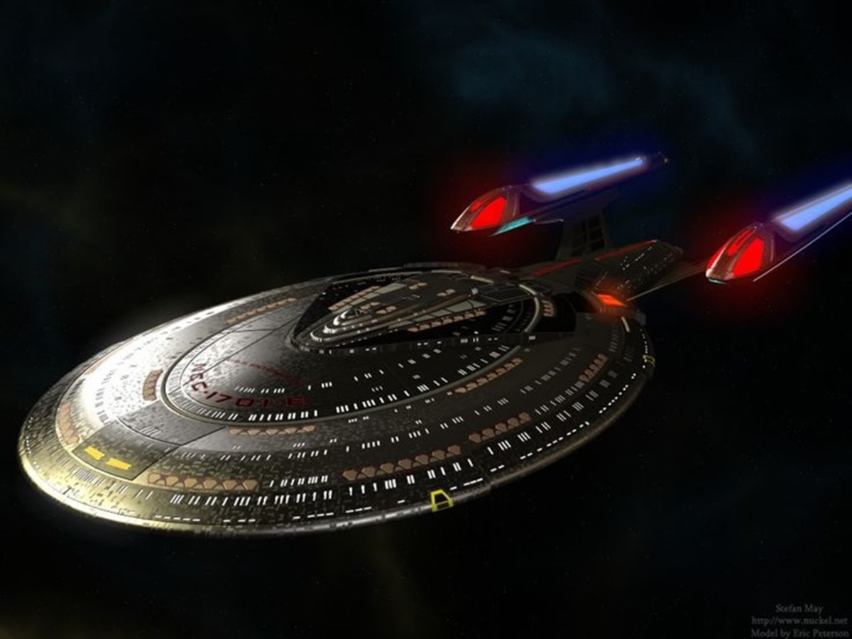 The Next Generation Movie Enterprise  (NCC-1701-E)
