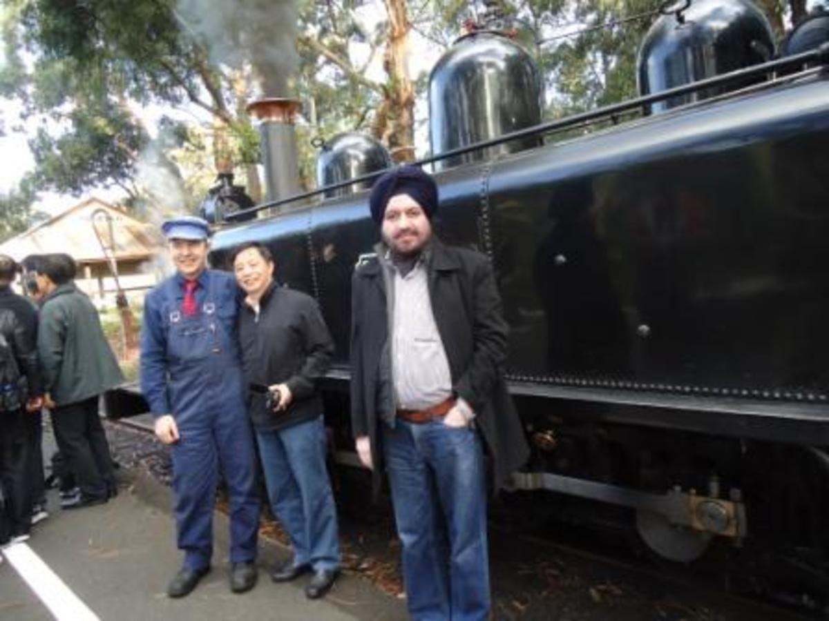 me near railway engine