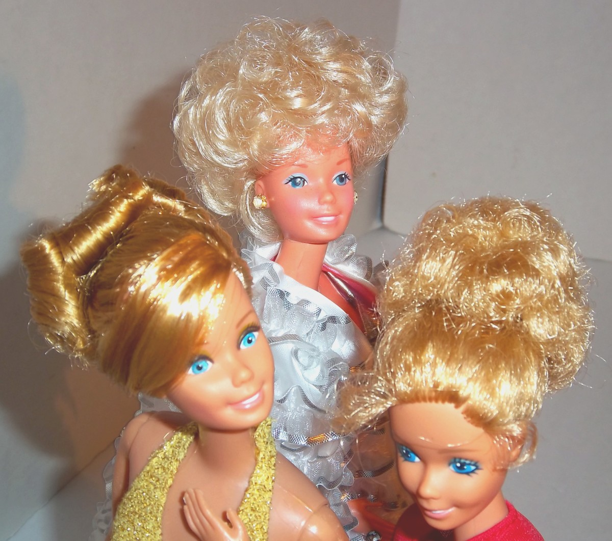 Barbie Doll Hair Styling ideas and tips