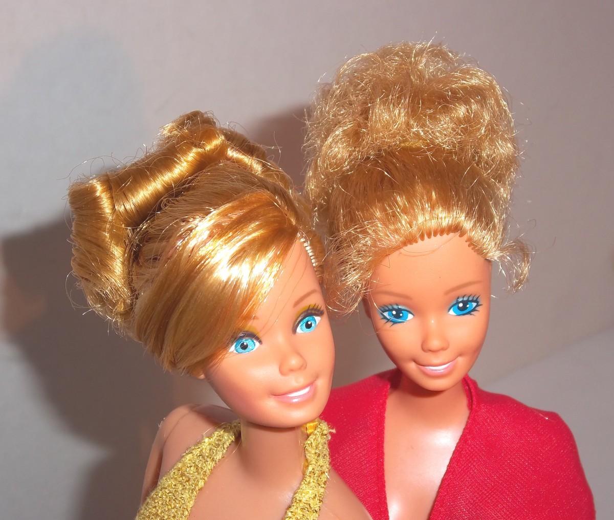 Прически для куклы своими руками для барби