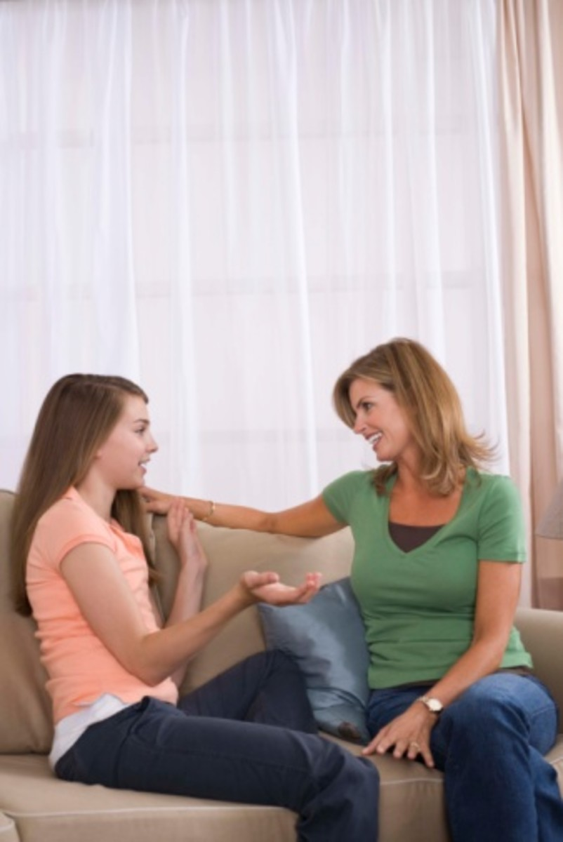 Start with a brainstorming chat with your teen...what are their ideas?