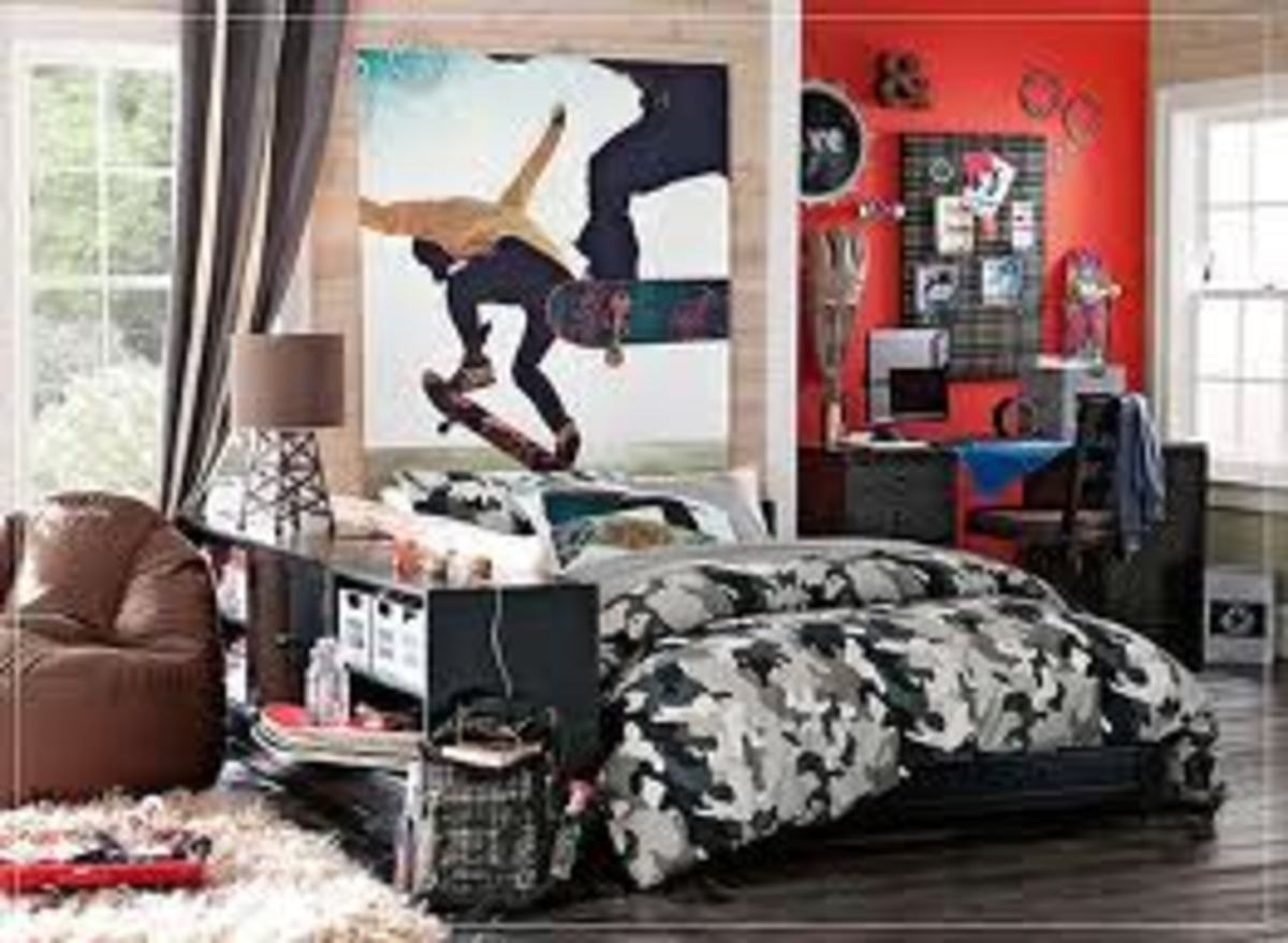 Fun Ideas to Make My Teen's Room Cool