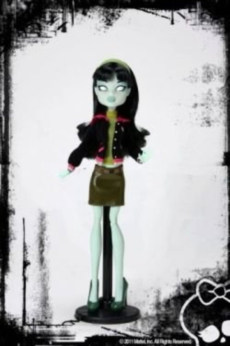 Scarah Screams Monster High Doll