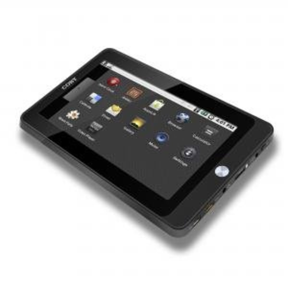 Coby Kyros tablets offer a light version of the Android operating system and are available in a variety of sizes.