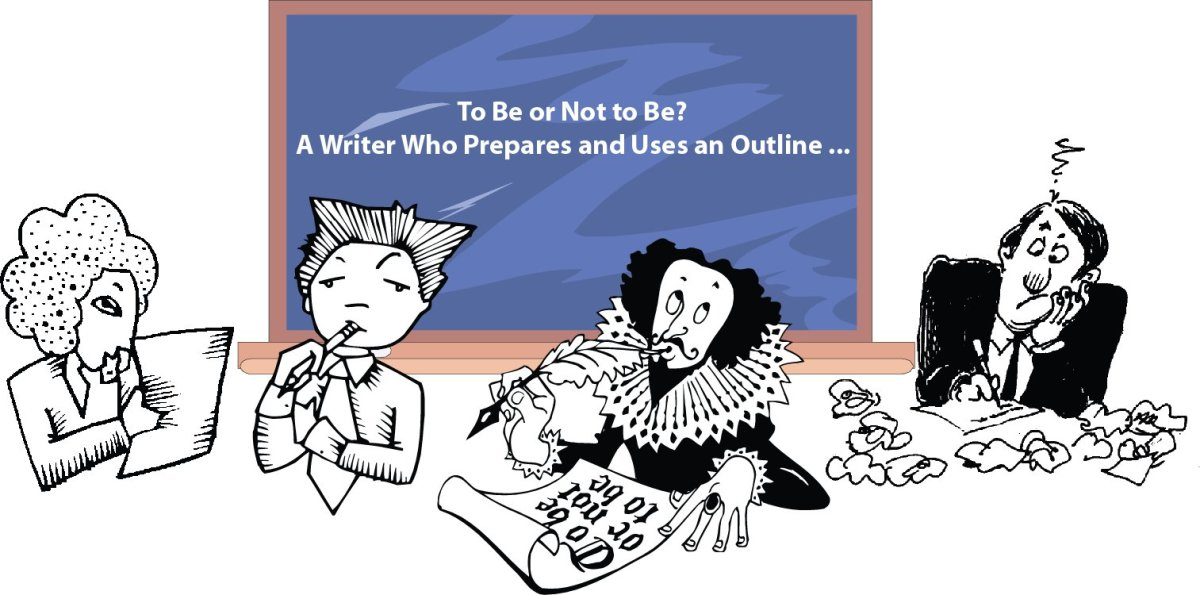 Should You Prepare and Use an Outline in Writing Your First Book/Novel?