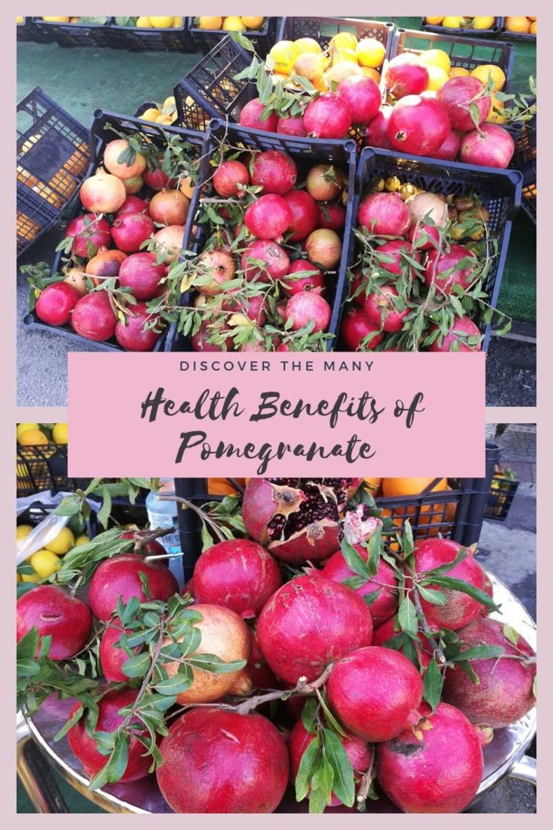 Pomegranate Health Benefits & Its Many Uses
