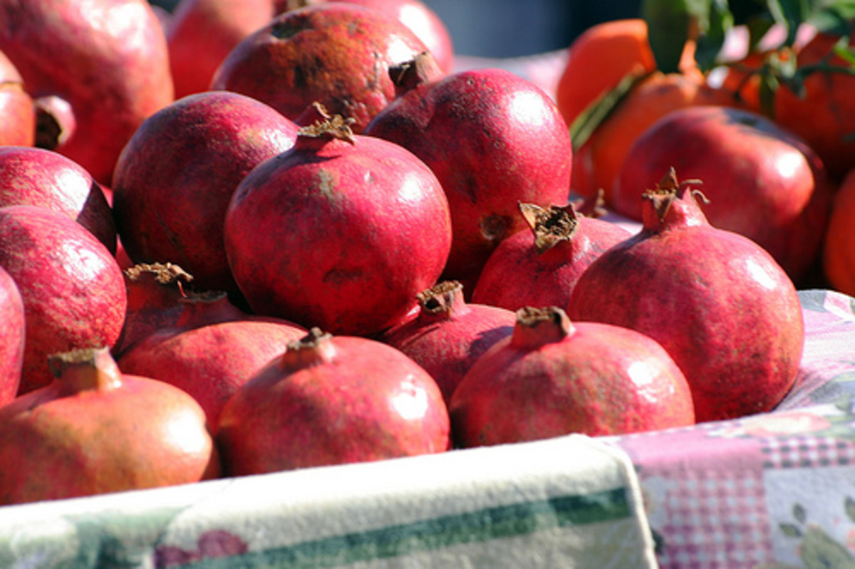 Pomegranate Health Benefits  & Its Many Uses