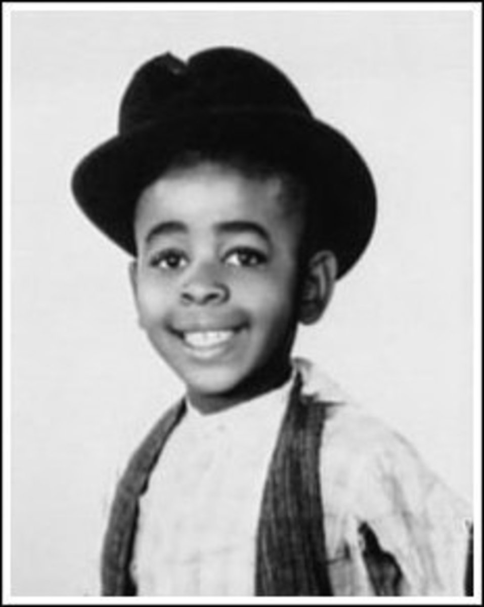 """Curse of """"The Little Rascals"""" 