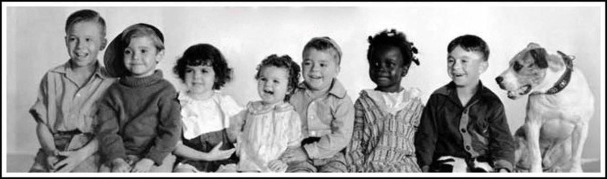 "Curse of ""The Little Rascals"""