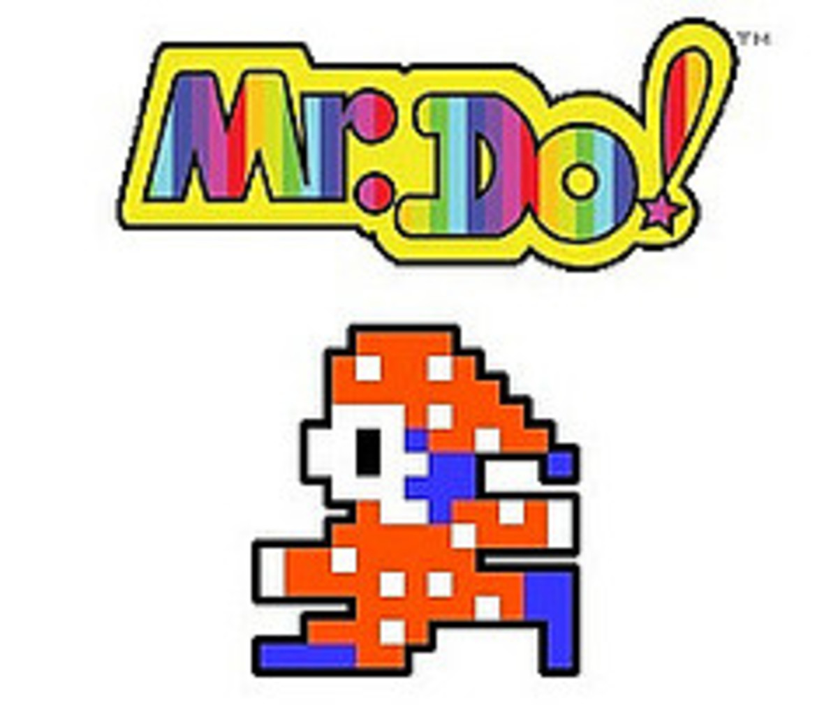 Taito's Mr Do!