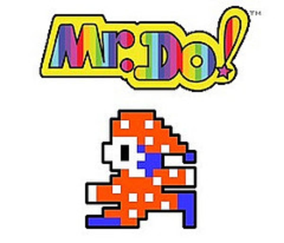 Taito's Mr Do!