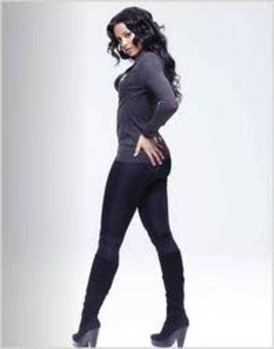 Ciara - Famous Tall Women