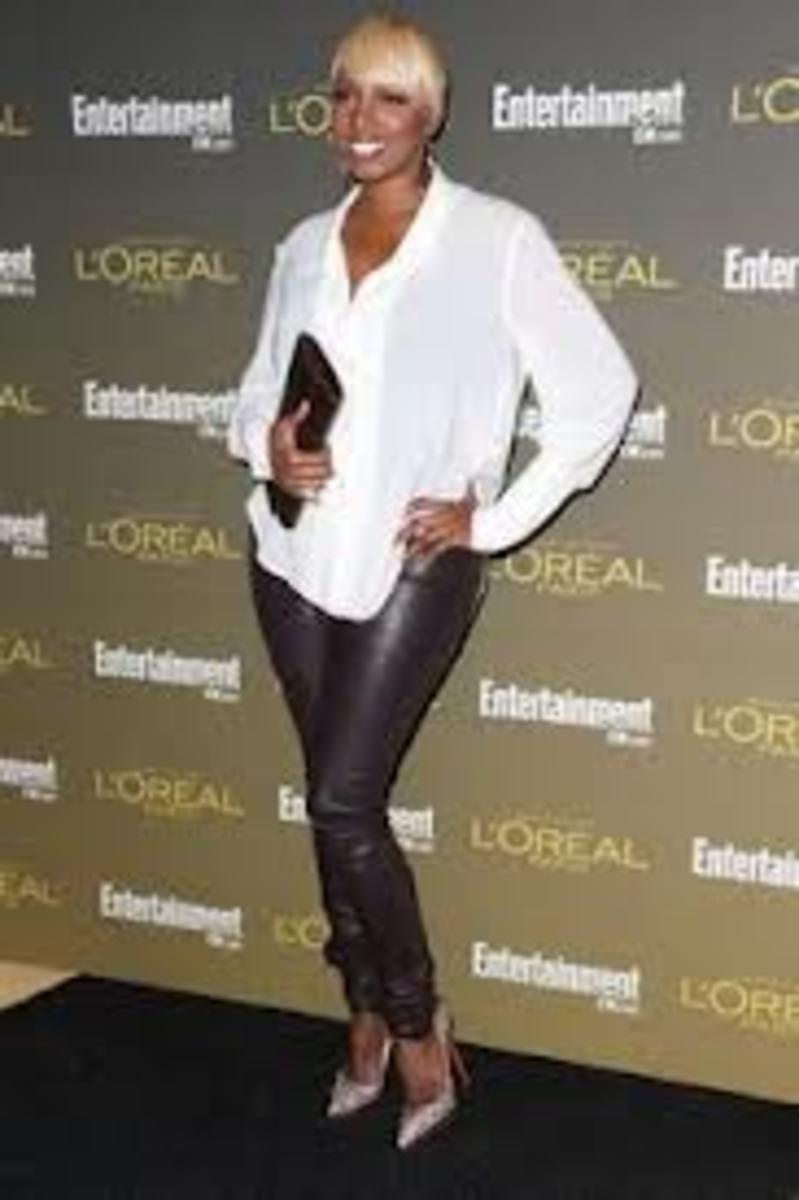 Ne Ne Leakes - Celebrity Tall Women