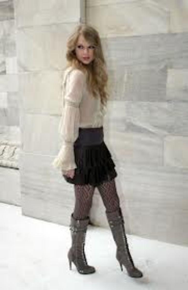 Taylor Swift - Tall Celebrity Women