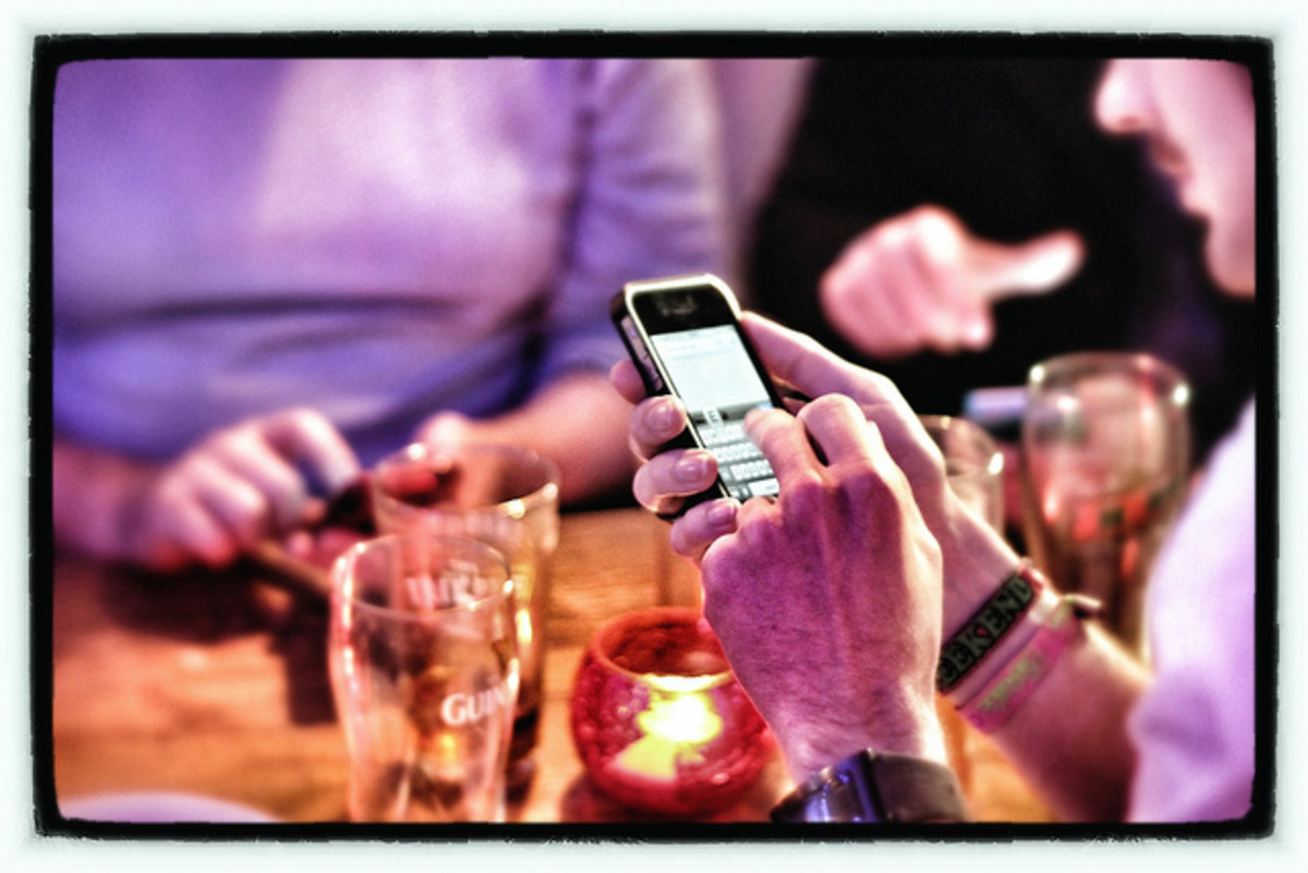 Do you have the gadget at the dinner table?