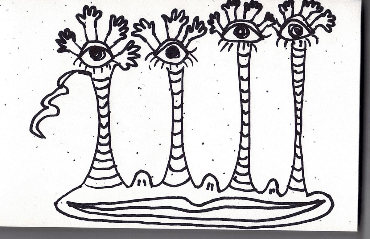 Four Eyed Monster