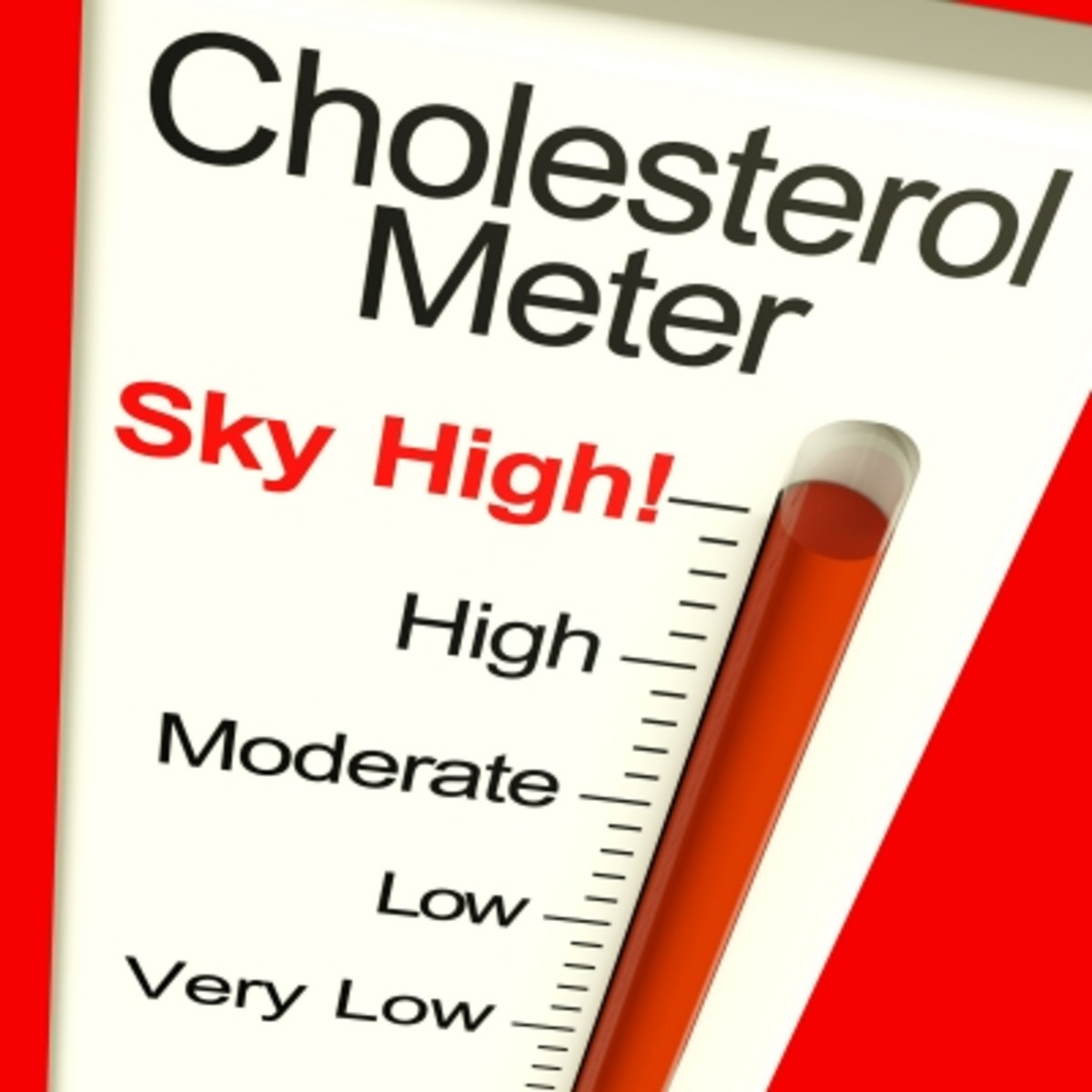 Have High Blood Cholesterol? Control It Naturally With These