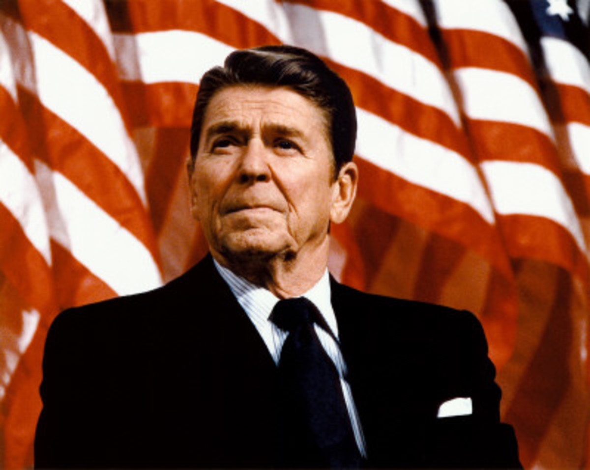 Ronald Reagan - The Actor In The White House