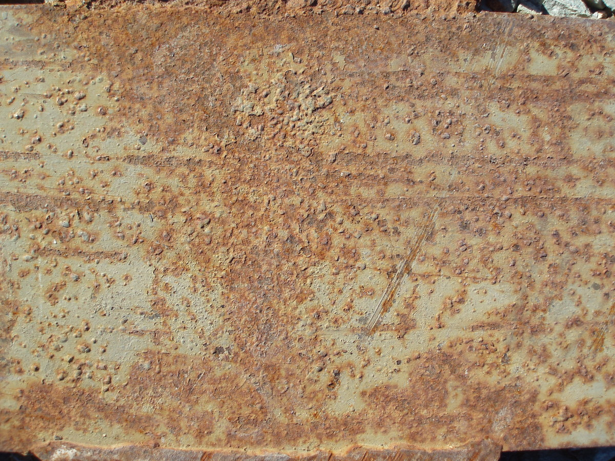 Rust Removal by Chelation