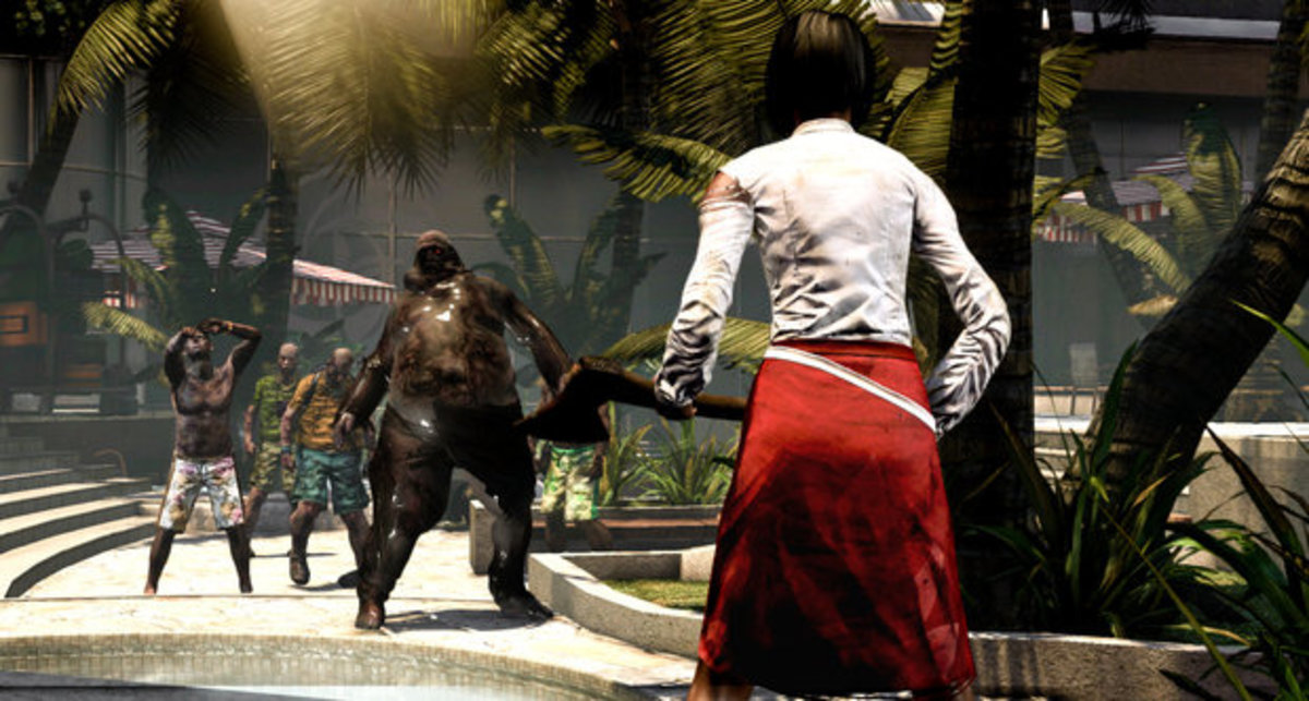 Dead Island mixes action, horror, and role-playing and it's not always easy to tell which element dominates.