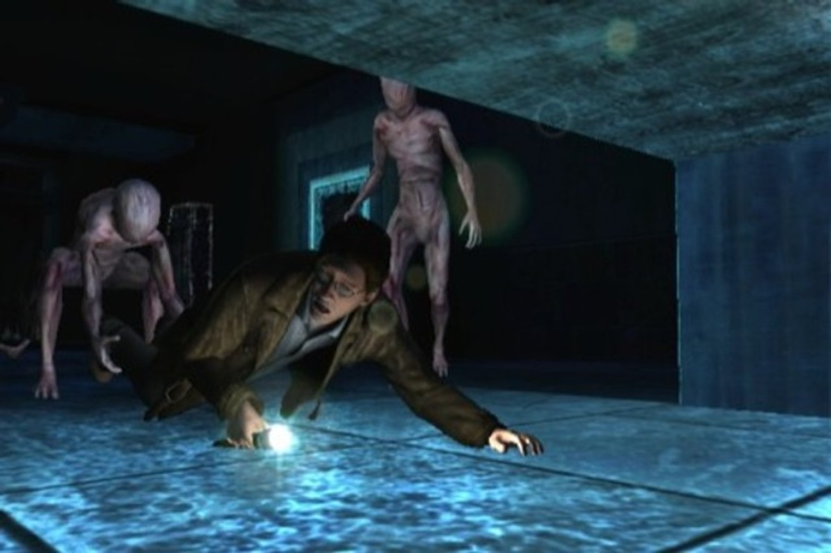 Silent Hill: Shattered Memories provides an authentic survival horror experience.