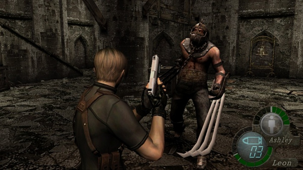 Resident Evil 4 was a watershed moment for horror gaming.