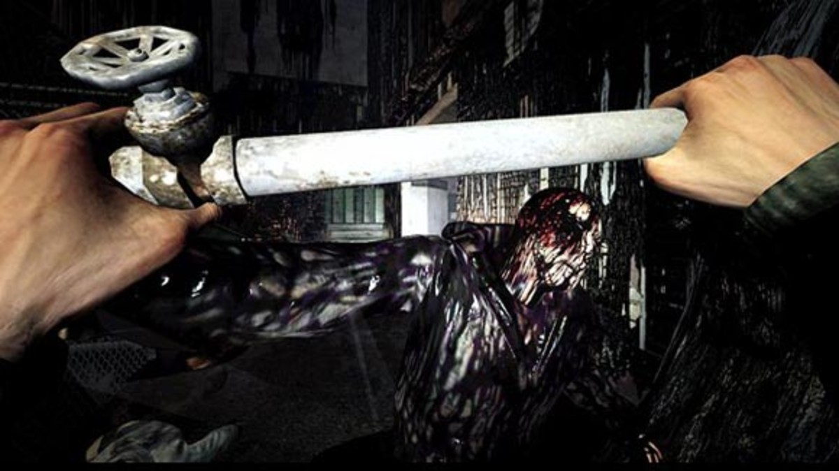 Condemned 2: Bloodshot combines visceral combat with horror themes and stands on the boundary between action and survival horror.