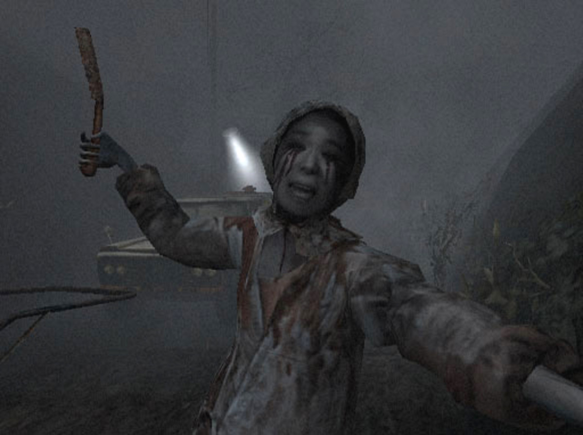 Siren employs a number of innovations and is famous both for it's intense horror and extreme difficulty.