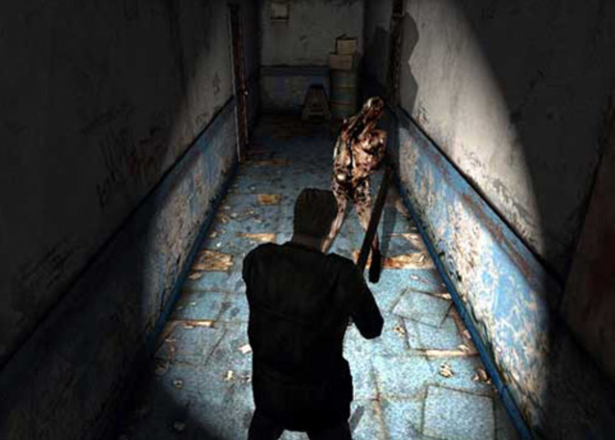 What's the difference between survival horror and action horror?