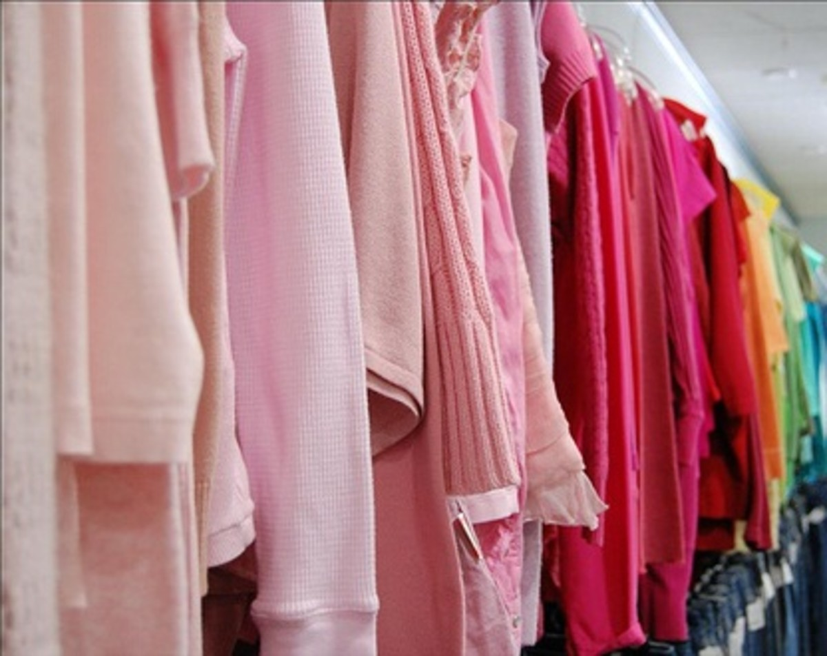 How to Make Money by Organizing a Clothes Swapping Event