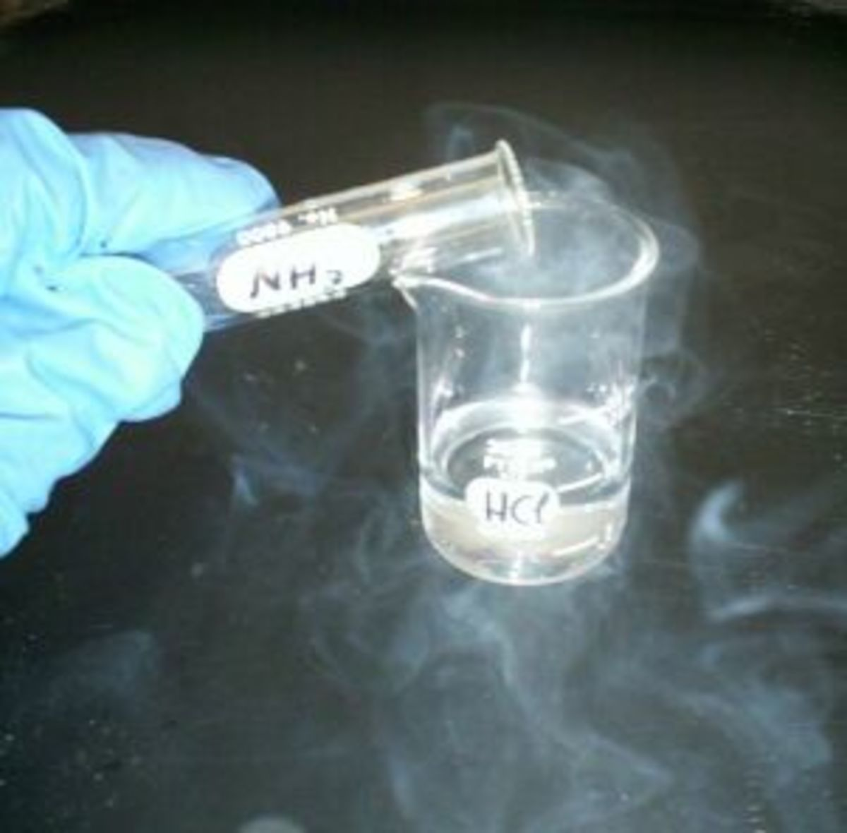 How to Prepare Pure Hydrochloric Acid for the Home Lab