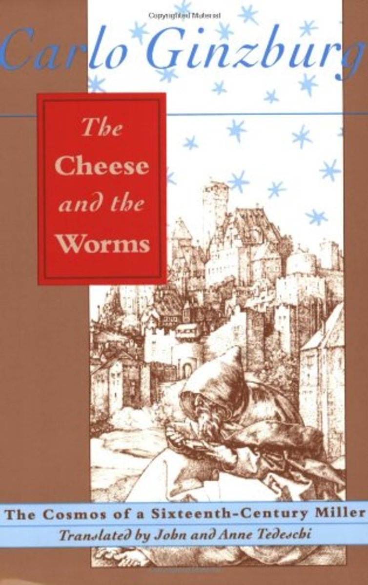 The Cheese and the Worms by Carlo Ginzburg