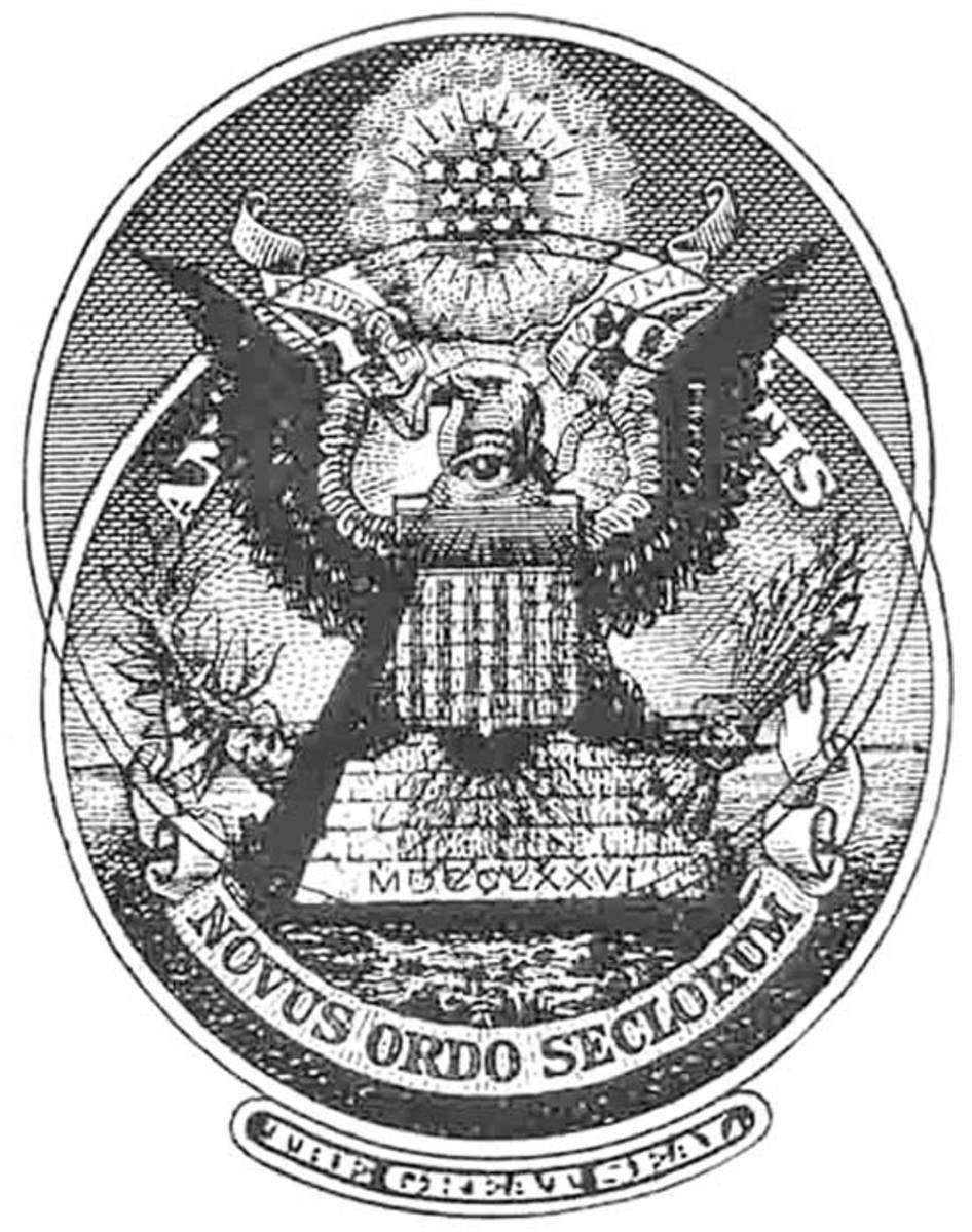 The Great Seal found on the United states dollar is a message for the incoming New World Order!