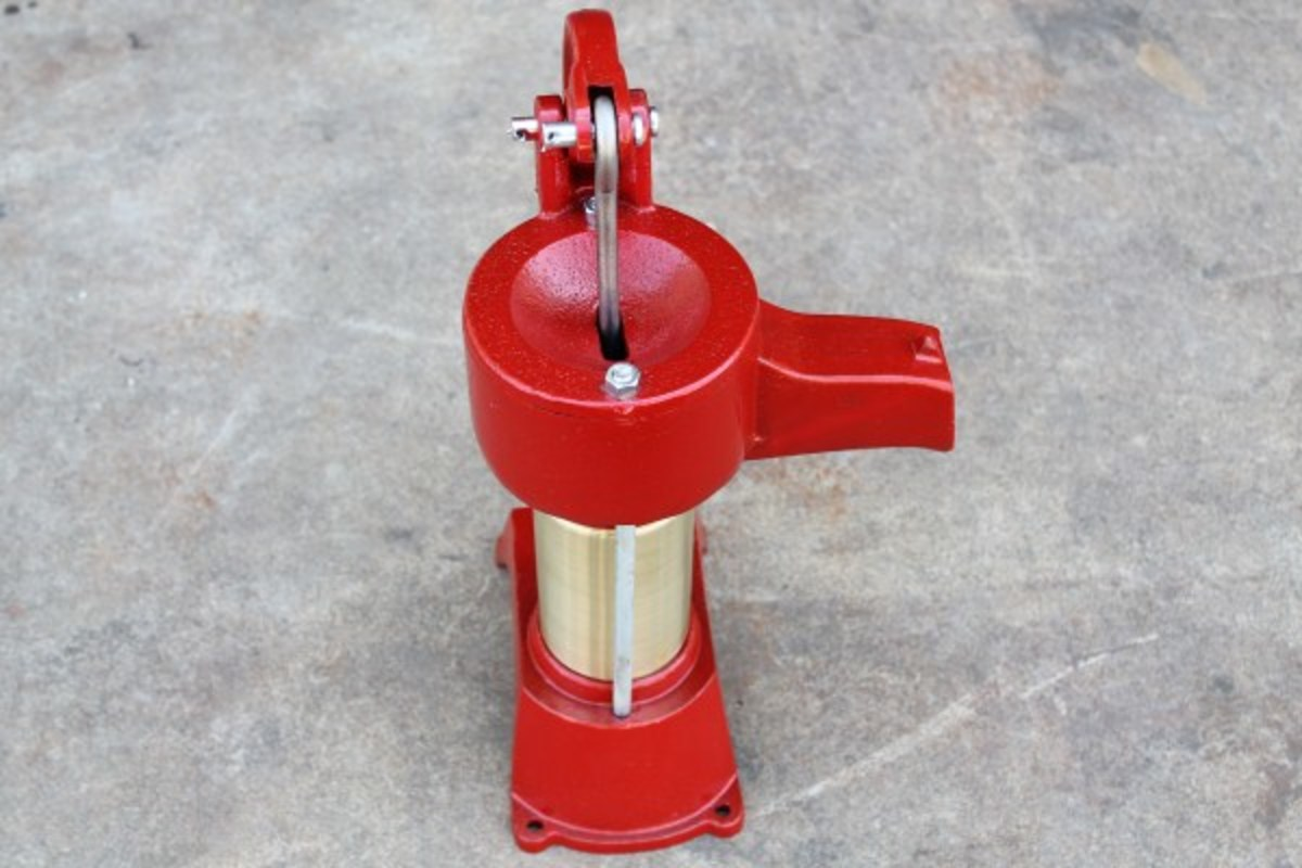 Heller-Aller Model FigT Pitcher Pump