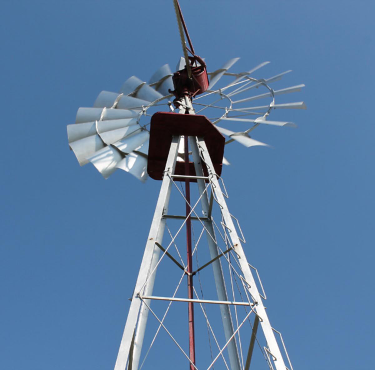 Aermotor Windmill