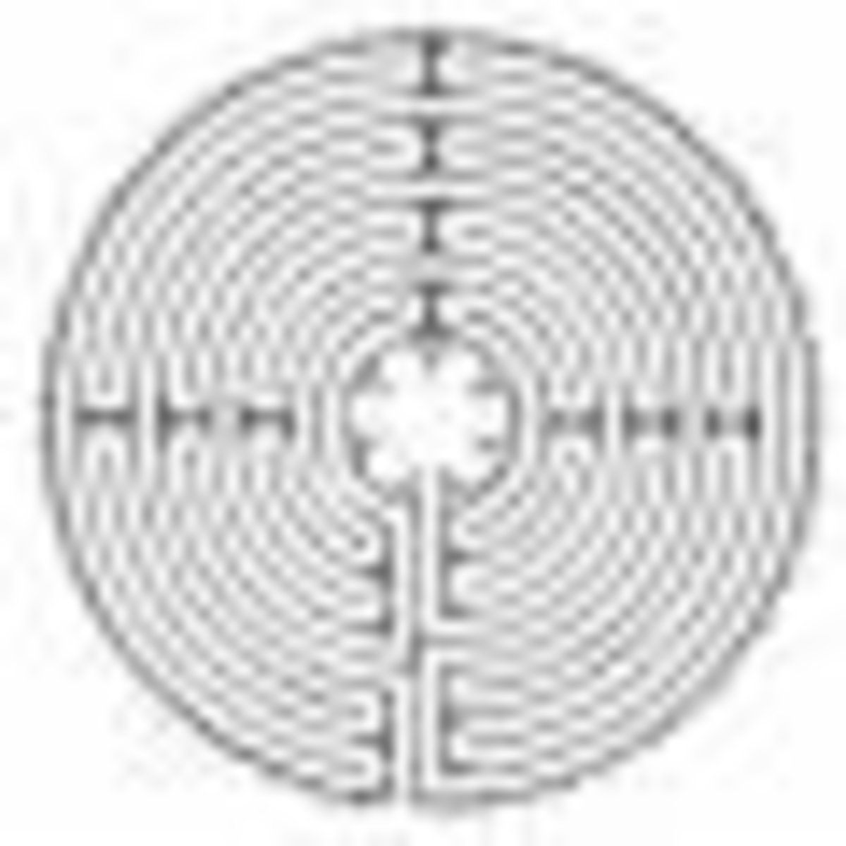 labyrinth-symbols