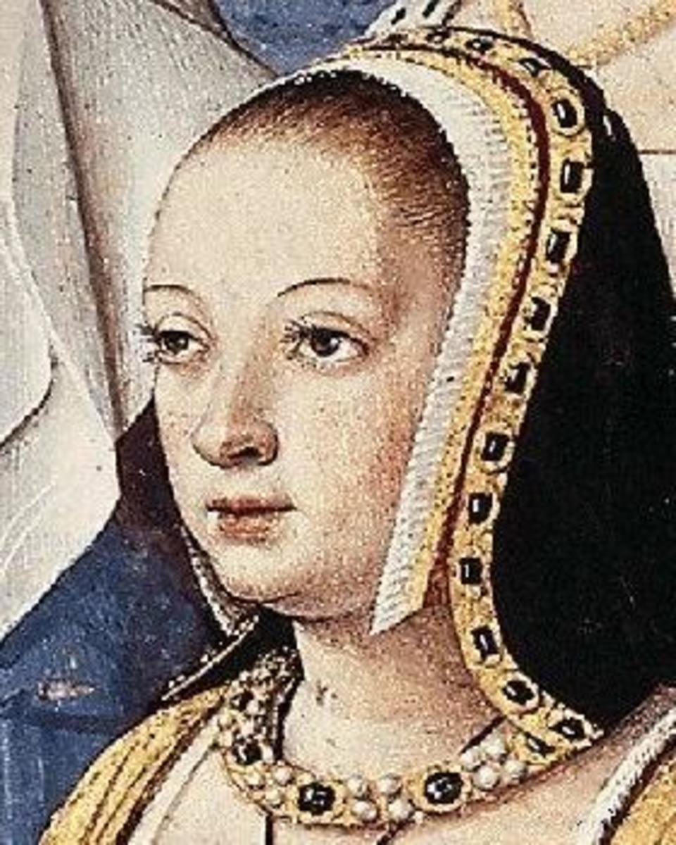 Queen Anne of Brittany