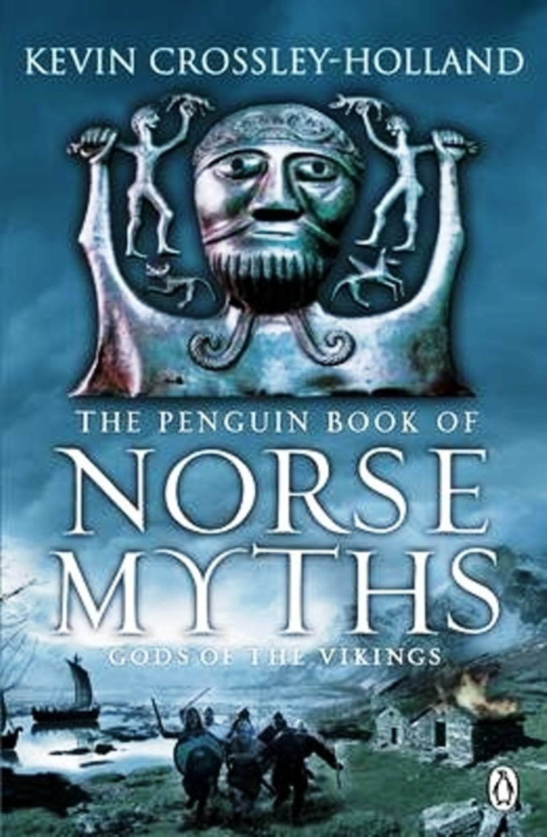 Kevin Crossley-Holland's 'Norse Myths', a grounding in the lore of the Norse gods and fellow creatures. Many Christians were at a loss when it came to bravado on the battlefield. A seat with the gods in Asgard was the prize for a hero's death