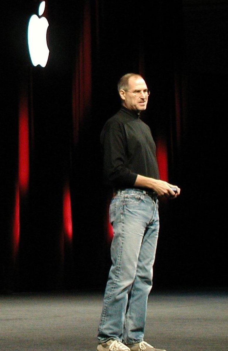 The late Steve Jobs had a dominating personality, and how! Despite his frail health, he kept innovating at Apple to show the world that he was there to make a difference, and just not to make a buck. Go ahead, be a Steve Jobs and dominate!