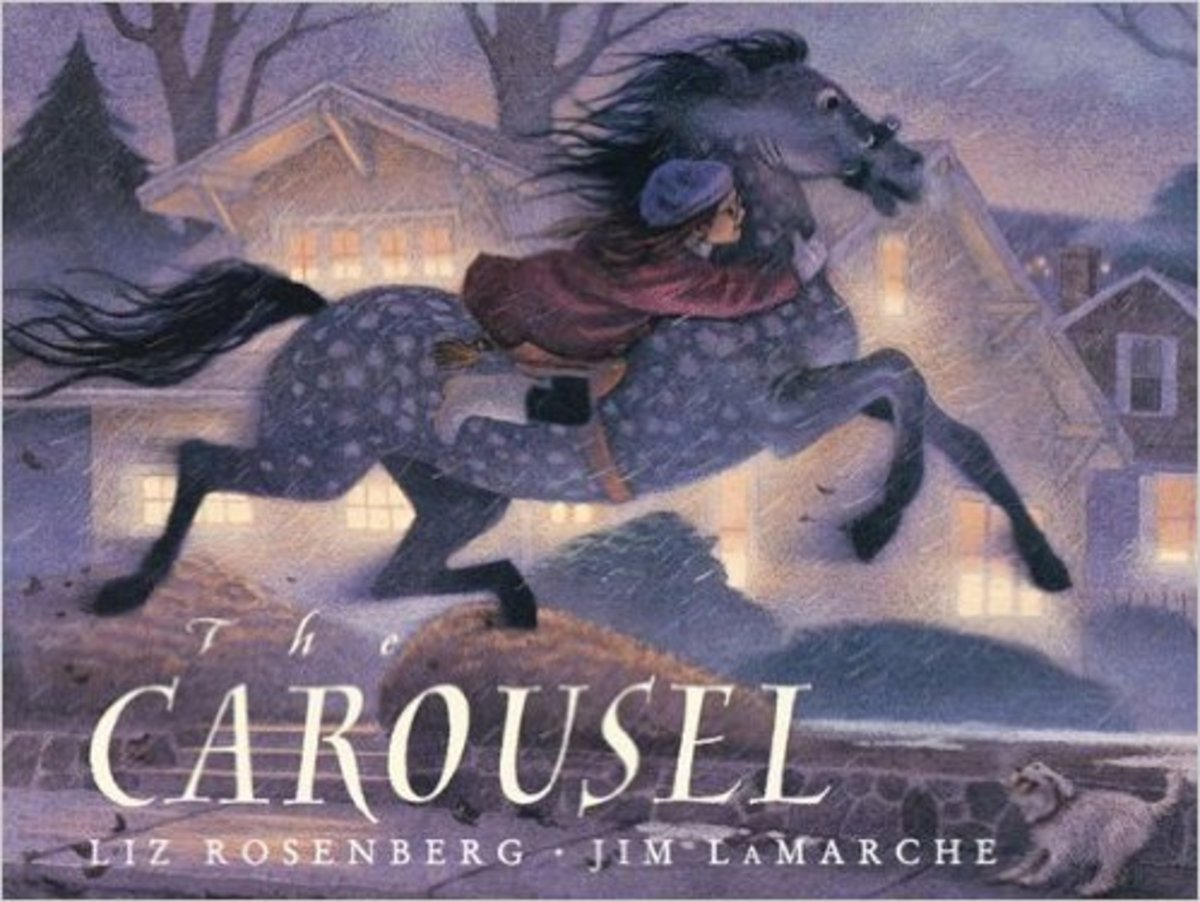 The Carousel by Liz Rosenberg