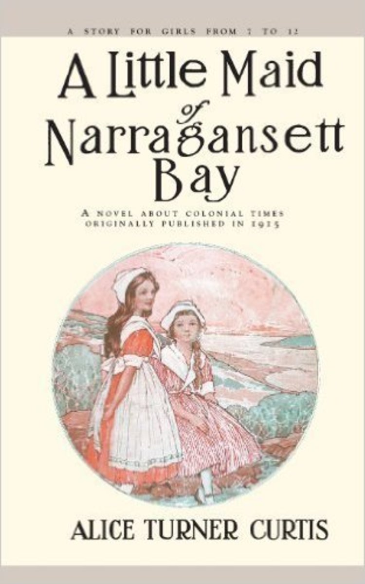 A Little Maid of Narragansett Bay by Alice Curtis - Image is from amazon.com