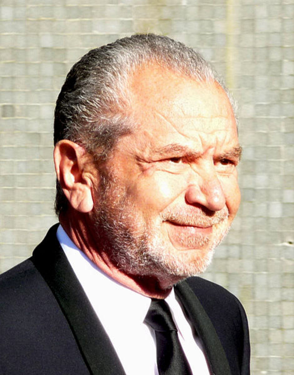 Today, Lord Sugar is known more for firing contestants on 'The Apprentice'. But back in 1992, Alan Sugar was Tottenham Hotspur's chairman, and was at loggerheads with chief exec, Terry Venables.