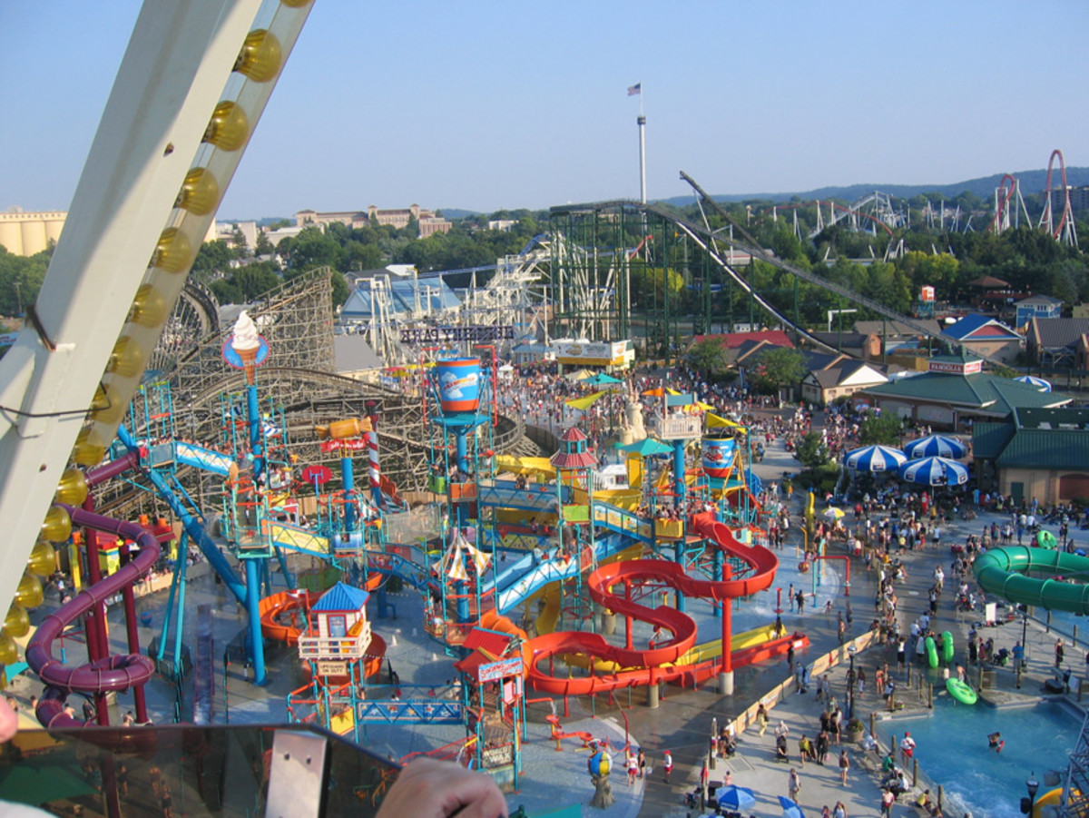Wildwater kingdom, Allentown, PA