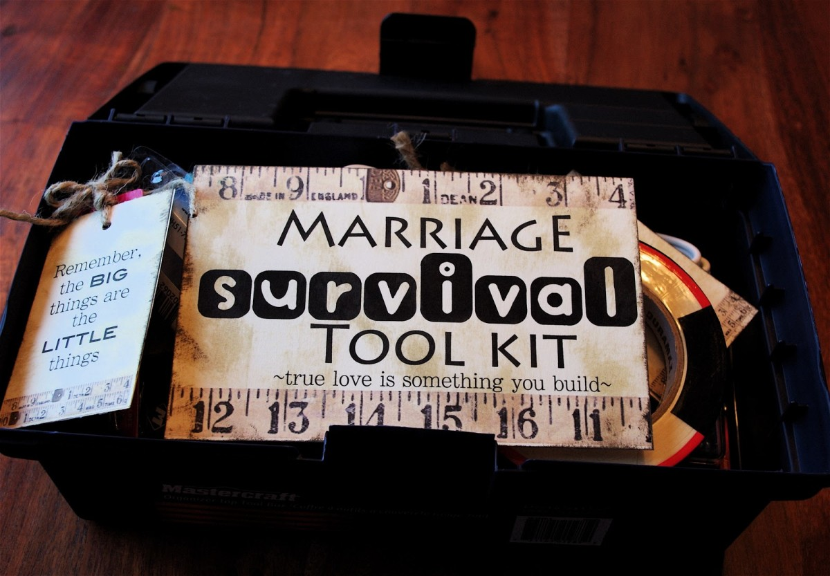 marriage survival tool kit