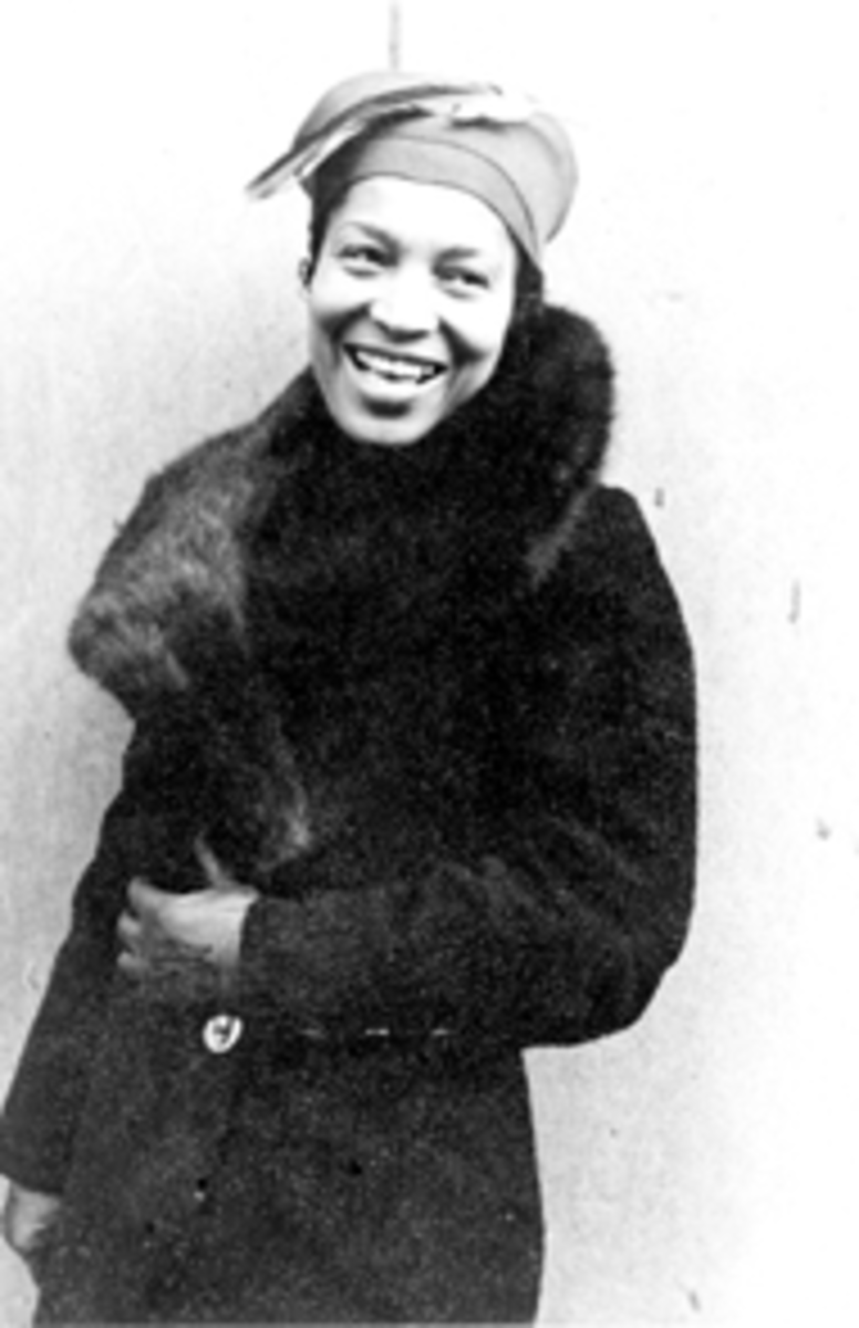 Zora Neale Hurston 1934