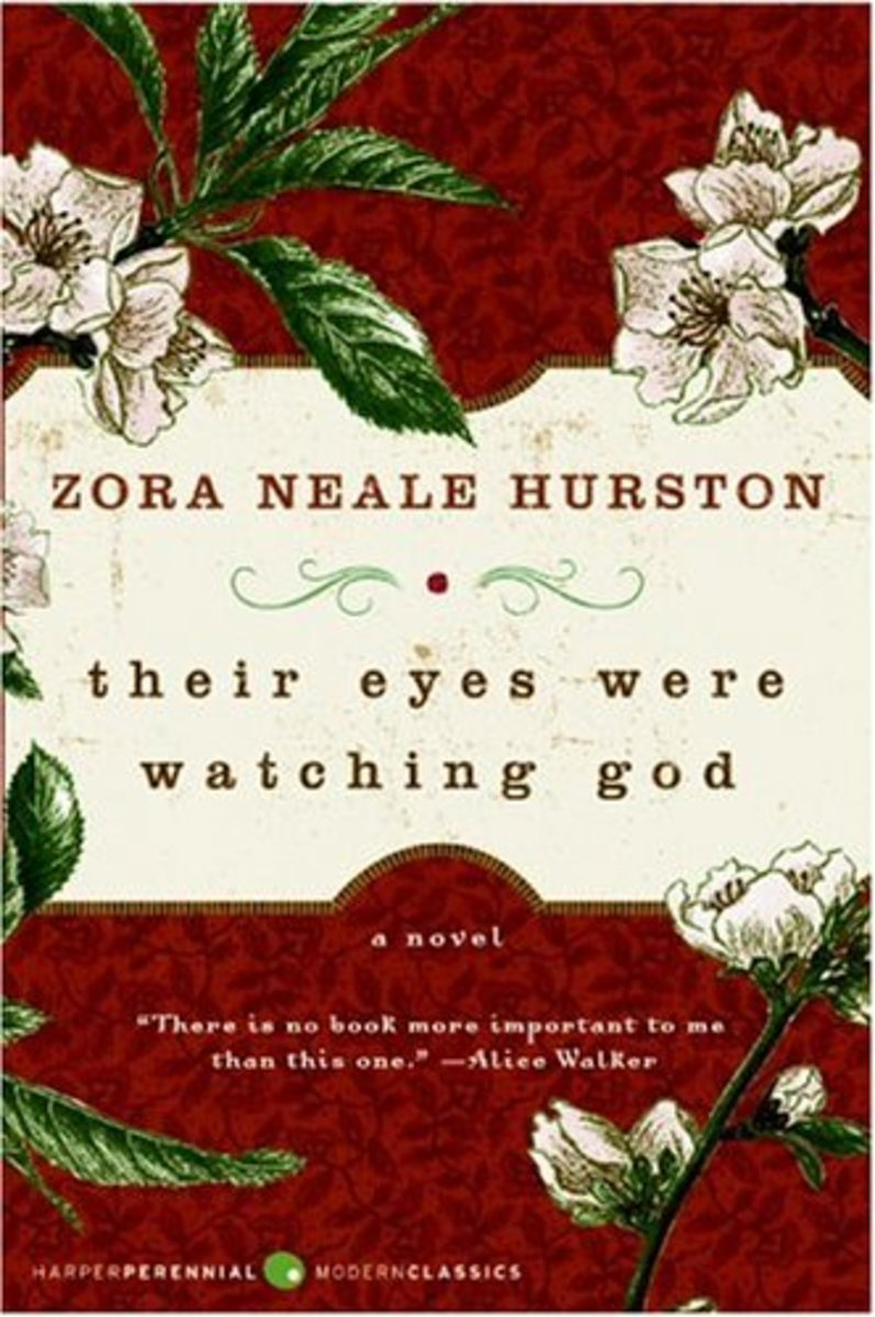 What is the significance of the title of their eyes were watching god?