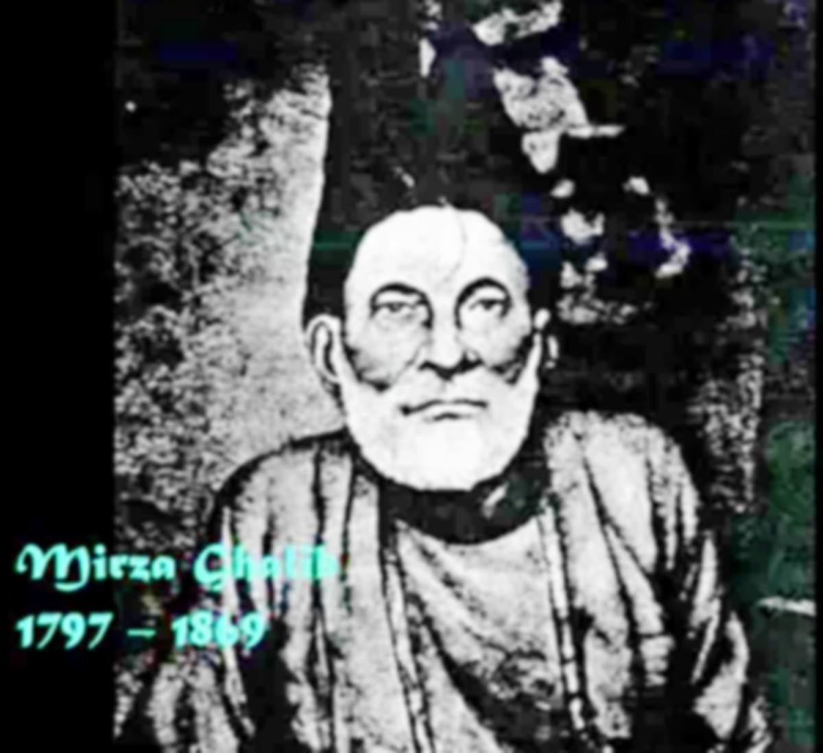 Mirza Ghalib: The greatest ghazal writer