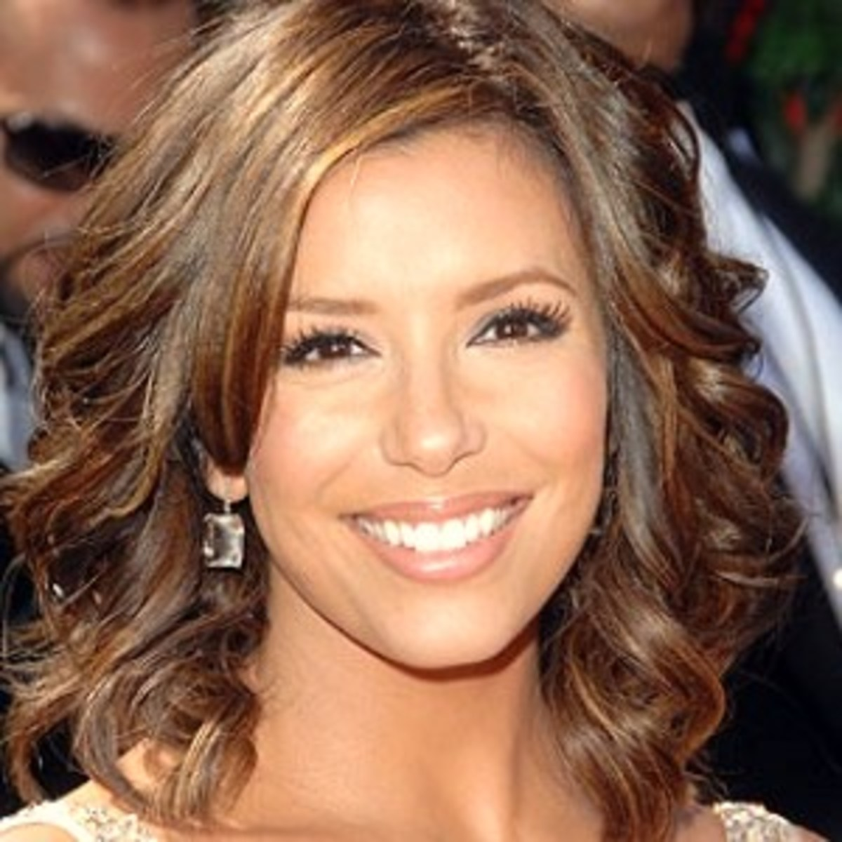 Eva Longoria Light Brown Hair