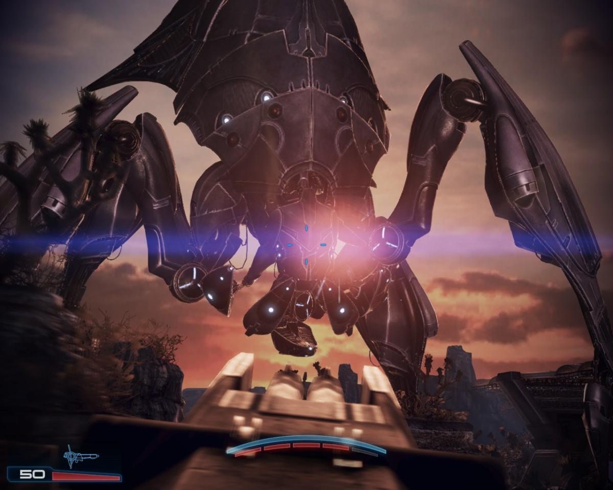 Mass Effect 3 Gameplay